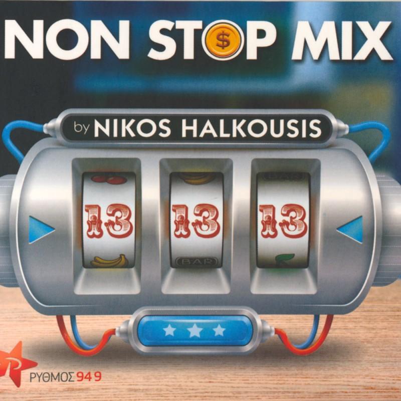 Non Stop Mix Vol.13 By Nikos Halkousis