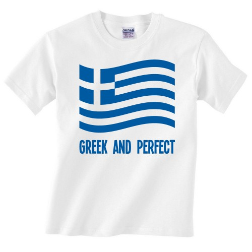 Greek And Perfect Youth Tee