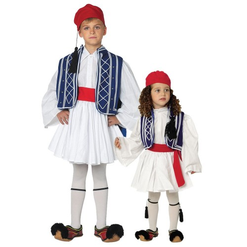 Tsolia Traditional Costume
