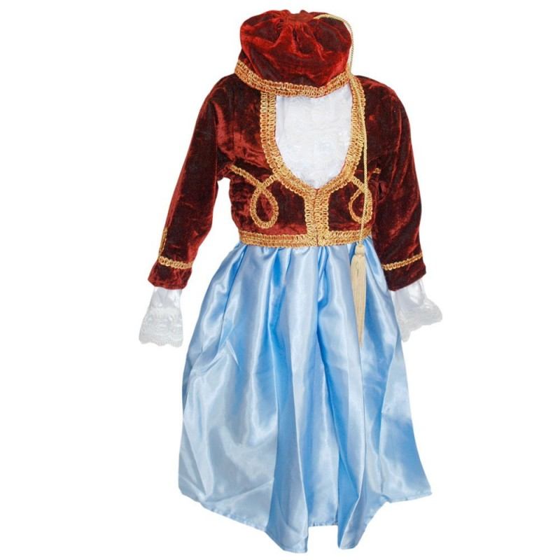 Amalia Traditional Costume