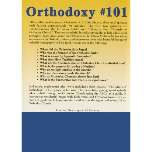 ORTHODOXY 101