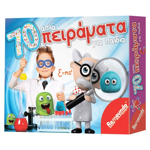70 Experiments For Kids