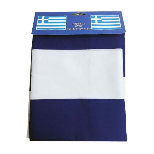 Greek Flag 3' X 5' ft