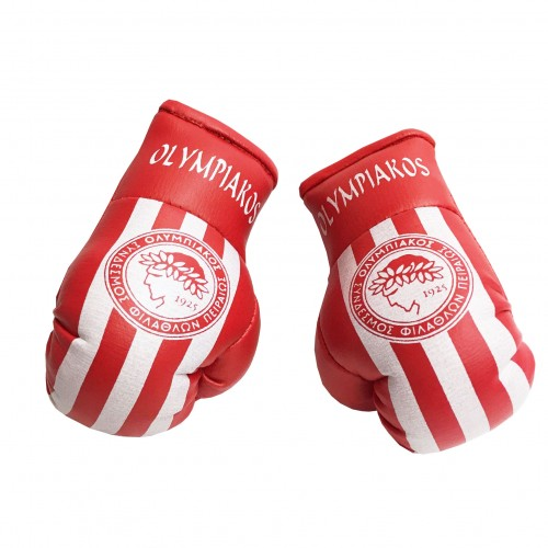 Olympiakos Boxing Gloves